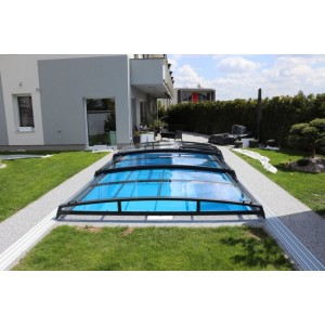 Zastřešení bazénu - FLASH...