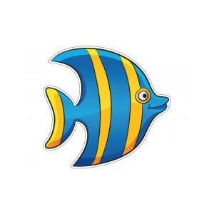 Samolepka Ryba2