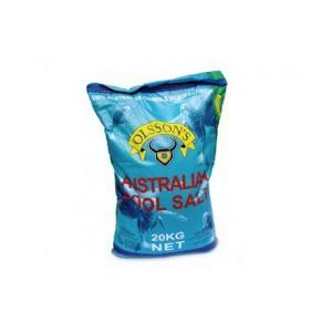 Mořská bazénová sůl 20kg,...