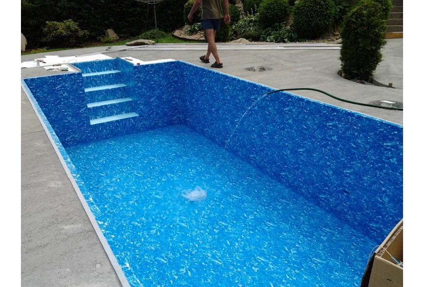 Hloubka bazénu vs.rozměr folie